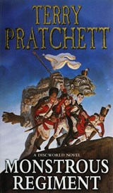 Discworld (31): monstrous regiment | Terry Pratchett |