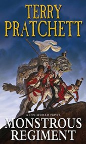 Discworld (31): monstrous regiment