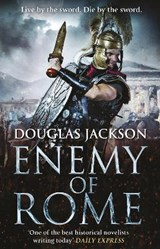 Enemy of Rome | Douglas Jackson |