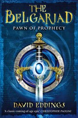 Belgariad 1: Pawn of Prophecy | David Eddings |