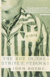 Boy in the striped pyjamas | John Boyne |