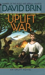 The Uplift War | David Brin |