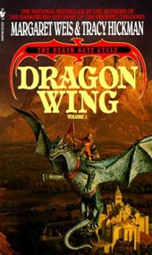 Dragon Wing | Margaret Weis & Tracy Hickman |