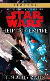 Star wars: thrawn trilogy (1): heir to the empire