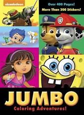 Jumbo Coloring Adventures!