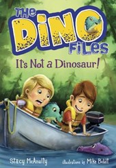 Dino Files #3: It's Not a Dinosaur! | Stacy McAnulty |