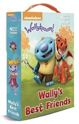 Wally's Best Friends (Wallykazam!) | Kristen L. Depken |