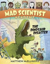 The Dinosaur Disaster | Matthew McElligott |