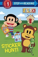 Sticker Hunt! (Julius Jr.) | Ruth Homberg |
