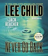 Never Go Back | Lee Child |