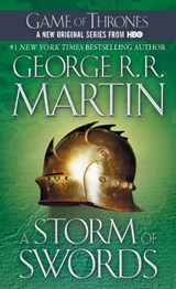 Song of ice and fire (3): storm of swords | George R. R. Martin |
