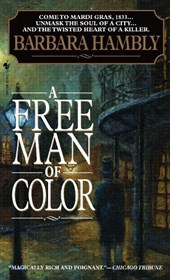 A Free Man of Color | Barbara Hambly |
