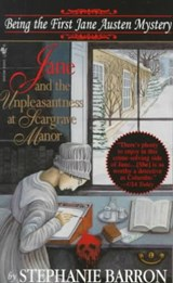 Jane and the Unpleasantness at Scargrave Manor | Stephanie Barron |