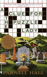 A Clue for the Puzzle Lady | Parnell Hall |