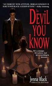 The Devil You Know | Jenna Black |