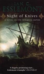 Malazan empire (01): night of knives
