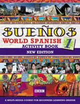 SUENOS WORLD SPANISH 1 ACTIVITY BOOK NEW EDITION | auteur onbekend |