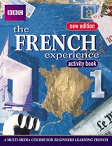 FRENCH EXPERIENCE 1 ACTIVITY BOOK NEW EDITION | auteur onbekend |
