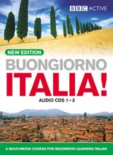 BUONGIORNO ITALIA! Audio CD's (NEW EDITION) | Joseph Cremona |