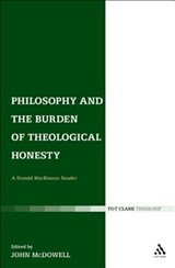 Philosophy and the Burden of Theological Honesty | Donald MacKinnon |