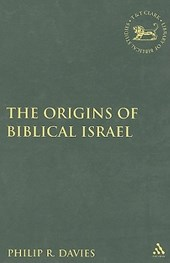 The Origins of Biblical Israel