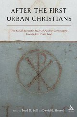 After the First Urban Christians | auteur onbekend |