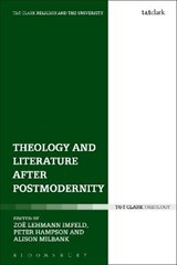 Theology and Literature after Postmodernity | Zoe Lehmann Imfeld |