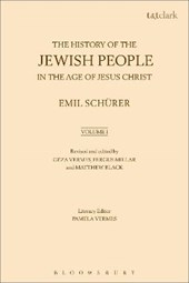 History of the Jewish People in the Age of Jesus Christ: Vol