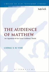 Audience of Matthew | Cedric Vine |