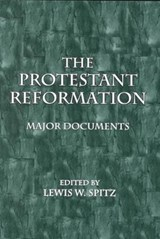 The Protestant Reformation | Lewis William Spitz |
