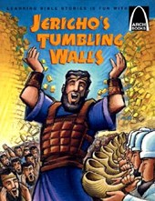 Jericho's Tumbling Walls | Joan E. Curren |