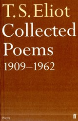 Collected poems, 1909-1962 | T S Eliot |