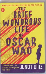 Brief wondrous life of oscar wao | Junot Diaz |