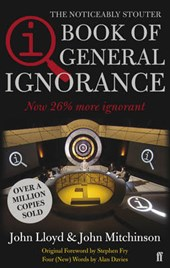 QI: The Book of General Ignorance - The Noticeably Stouter E | Qi Qi |