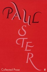 Collected Prose | Paul Auster |