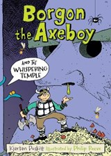 Borgon the Axeboy and the Whispering Temple | Kjartan Poskitt |
