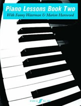Piano Lessons | Waterman, Fanny ; Harewood, Marion |