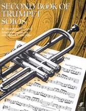 Second Book of Trumpet Solos / Zweites Spielbuch fur B-Trompete und Klavier