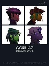 Demon Days for Piano/Vocal/chords | Gorillaz |