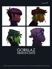 Demon Days for Piano/Vocal/chords |  |