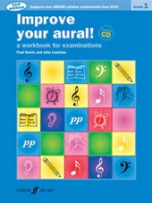 Improve Your Aural! Grade | Harris, Paul ; Lenehan, John |