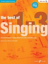 Best Of Singing Grades 1-3 (High Voice)