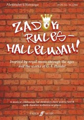 Zadok Rules - Hallelujah! (Mixed Voice/Ensemble)