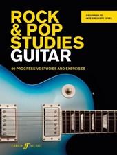 Rock & Pop Studies (Guitar)