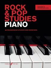 Rock & Pop Studies (Piano)