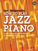 Jazzin About Piano Sessions Piano With F | Pam Wedgwood |