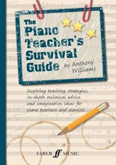 Piano Teacher's Survival Guide (Piano/Keyboard) | Anthony Williams |