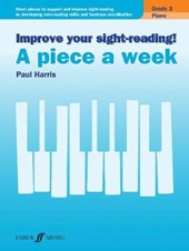 Improve Your Sight-Reading! - A Piece a Week Piano