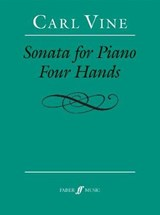 Sonata for Piano Four Hands (Piano Duet: 1 Piano, 4 Hands) | auteur onbekend |