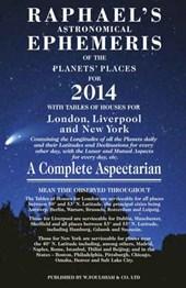 Raphael's Astronomical Ephemeris of the Planets' Places for